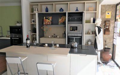 Oferta cocina Tokio 4.000 € ,  antes 9000€