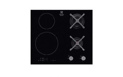 Placa mixta gas-inducción Electrolux mod EGD6576NOK / 532€
