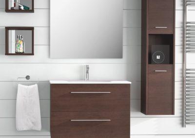 Hermosa Muebles de baño Salgar Decoración del hogar